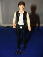 Han Solo  No COO  Loose Complete C8.5+ Repro Weapon  Star Wars KP