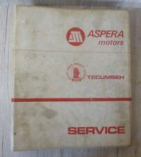 Original Aspera AV 520 600 750