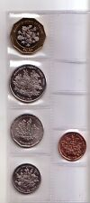 Capo Verde serie 5 monete 5 fino a 100 scudi 1994  FDC UNC.  KM 38