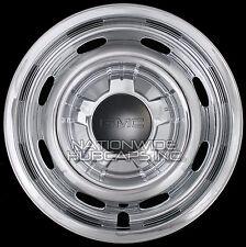 "Set of 4 fit 2004-10 GMC Canyon 15"" 6 Lug CHROME Wheel Skins Hub Caps Rim Covers"