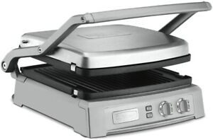 Cuisinart GR-150FR 6-in-1 Electric Grill Griddler Deluxe - Recertified