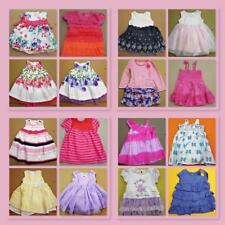 NWT LOT of 4 Baby toddler GIRL The Children's Place Dress 12-18 18-24 month