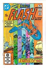 THE FLASH 311 (NM) LONG JOHN 18th CENTURY PIRATE INTRO, NEFLIX (FREE SHIPPING) *