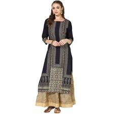 Indian Kurta Kurti Designer Women Bollywood Ethnic Dress Tunic Top Salwar Kameez