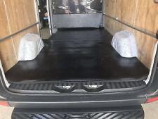 Cargo Rubber Mat Non Slip Mat For Mercedes Sprinter SWB Van 2008-2018 (5mm)