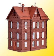 VOLLMER 43806 Spur H0, Eisenbahner-Wohnhaus mit First #NEU in OVP#