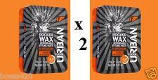 2 X Fudge Urban Rocker Wax Reworkable Styling Paste 75ml