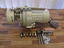 Nähmaschinen Kupplungs MOTOR , 220V,  400W. 2850 Rpm