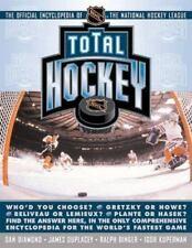 Total Hockey by Dan Diamond, James Duplacey 1998 Hard back book