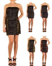 Kurze in Größe 38 Damenkleider aus 100% Baumwolle