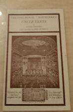 Theatre Royal Haymarket: Donald Sinden Sheila Gish Harry Andrews in UNCLE VANYA