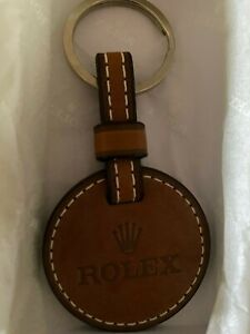 NEW GENUINE ROLEX KEY RING