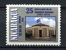 NICARAGUA 2010 Nationalversammlung Flagge **
