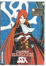 DVD Captain Harlock SSX 4 dynit