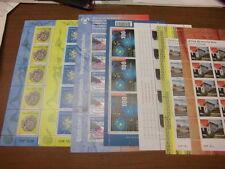 Schweiz 7x Kleinbogen, postfrisch 2009 komplett 2094/95+2097+2101+2106+2112/13