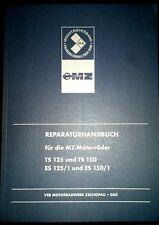 Reparaturanleitung Reparaturbuch MZ TS 125 150 & ES 125/1 150/1 IFA