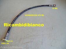 FIAT CAMPAGNOLA AR76 -1107A /  TUBO FRENO ANTERIORE/POSTERIORE L/470 mm