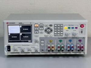 Keysight / Agilent N6705B DC Power Analyzer, Modular, 600 W, 4 Slots