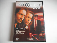 DVD - THE X FILES N° 15 SAISON 3 / EPISODES 5, 6, 7, 8 - EDITIONS ATLAS
