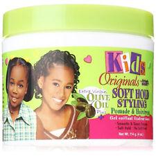 [AFRICA'S BEST] KIDS ORGANICS SOFT HOLD STYLING POMADE & HAIRDRESS 4OZ