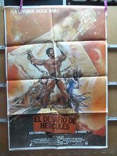 A4745 El desafío de Hercules Lou Ferrigno,  Sybil Danning,  Brad Harris,  Ingrid