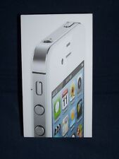 Apple iPhone 4S Box and Headset Insets No Phone