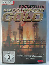 Rockefeller - Das schwarze Gold - Black Gold Öl, Oil Imperium, Kamagne Strategie