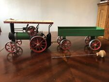 Mamod  TE 1A Steam Tractor & OW 1 Wagon