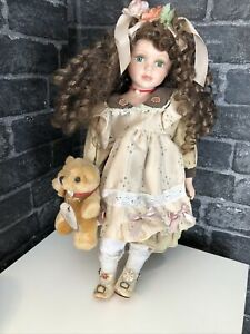 vintage pot doll