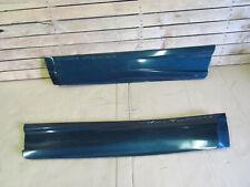 dodge stealth 1st gen r/t rt Green door caps pair door caps twin turbo
