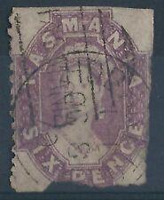Tasmania Used Australian & Oceanian Stamps