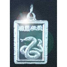 Chinese Year of Snake Zodiac Pendant TAURUS Celtic Sterling Silver 925 Jewelry