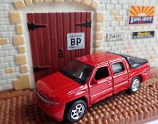 WELLY CHEVROLET AVALANCHE 2002 DIECAST CAR 52227 QUAILTY MODEL SHIP + TRACKING