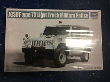 Trumpeter 1/35 JGSDF Type 73 Military Police Truck Plastic Model Kit 05518 *NIB*