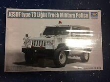 Trumpeter 1/35 JGSDF Type 73 Military Police Truck Plastic Model Kit 05518 *NIB*