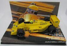 F1 1/43 LOTUS 99T HONDA A. SENNA JAPANESE GP 1987 MINICHAMPS