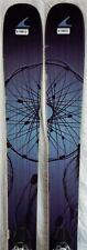 14-15 Blizzard Black Pearl Used Women's Demo Skis w/Bindings Size 166cm #819813