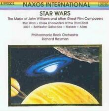 Philharmonic Rock Orchestra/Richard Hayman Stars wars-The music of John W.. [CD]
