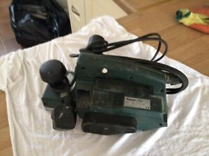 metabo planer electric