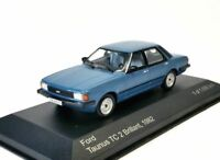 whitebox 1/43  Ford Taunus   TC2   Brillant, blau