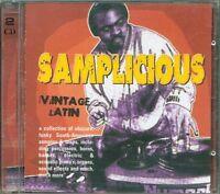 Samplicious Vintage Latin 2X Cd Eccellente