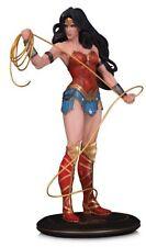 DC COVER GIRLS  WONDER WOMAN JOELLE JONES STATUE #755/5000
