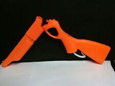 NEW Cabelas Orange Shotgun Rifle Gun Top Shot Nintendo Wii Controller E2