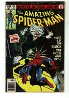 Amazing Spider-man #194, GD/VG 3.0, 1st Appearance of Black Cat