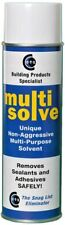 More details for ct1 multi solve purpose solvent safe removal of adhesives & sealants clear 200ml