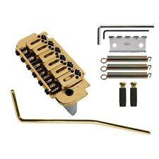 Boston T-350-G ponte tremolo roller per chitarra elettrica colore oro/nero