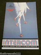 AIRCREW ASSOCIATION - INTERCOM - SUMMER 1993