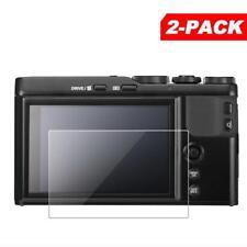 2x Tempered Glass Screen Protector for Fujifilm XF10 Digital Camera