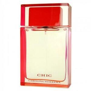 CHIC by CAROLINA HERRERA Perfume 2.7 oz edp for women NEW TESTER