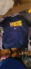 Indiana Pacers Nike Dry Fit Large Short Sleeve